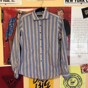 Faconnable Men's Button Down Shirt